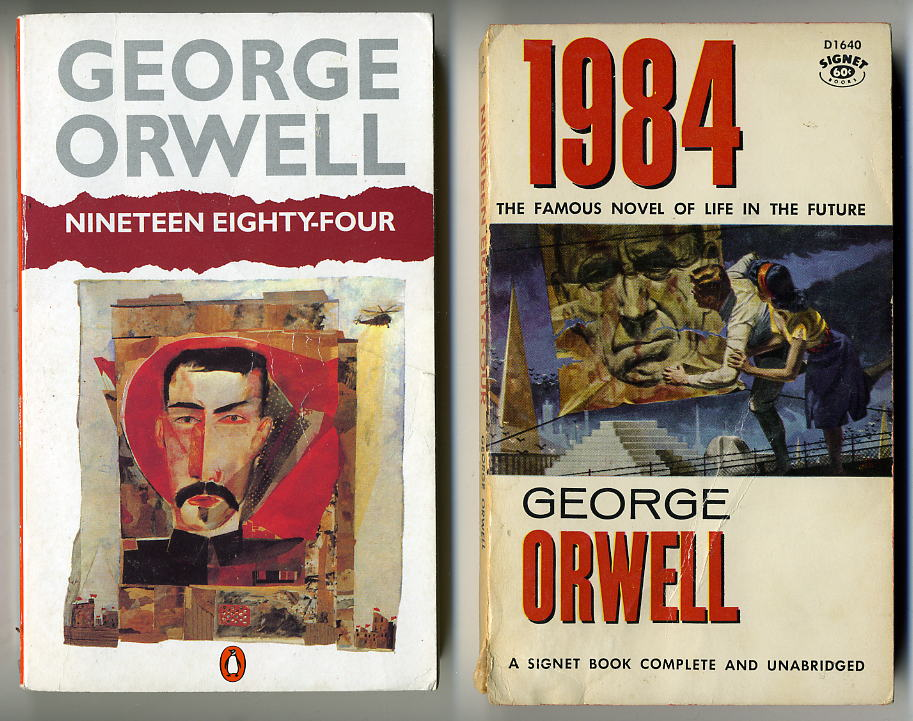 an analysis of the greatest anti utopian novel in the novel nineteen eighty four by george orwell Anti-utopias and places what can i possibly say about this amazing novel, 1984 by george orwell nineteen eighty-four, george orwell nineteen eighty.