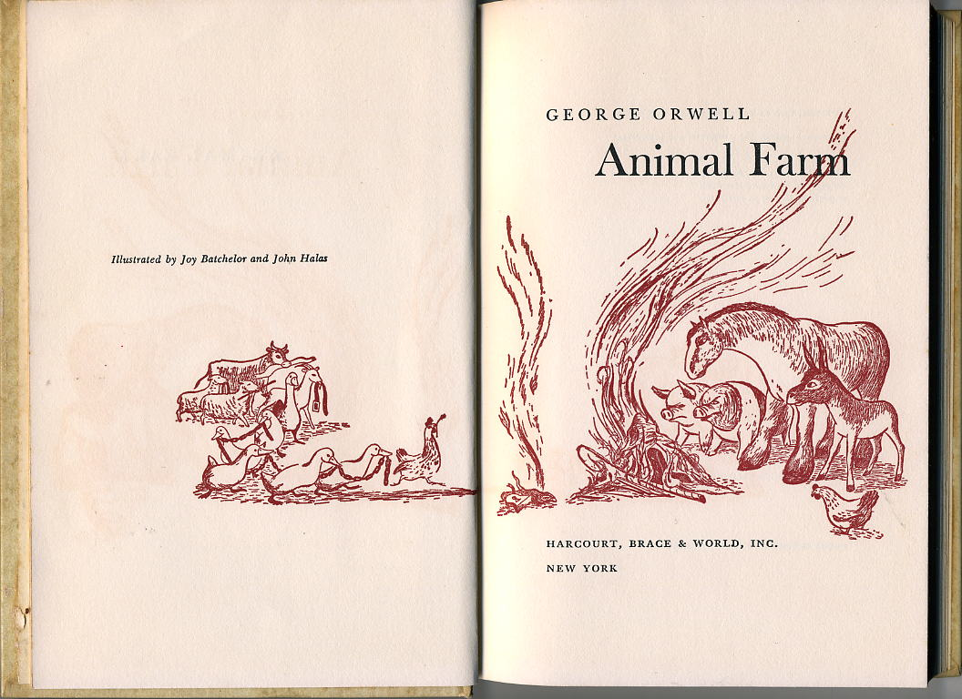 parrhesia in 1984 and animal farm essay From a general summary to chapter summaries to explanations of famous quotes, the sparknotes animal farm study guide has everything you need to ace quizzes, tests, and essays.