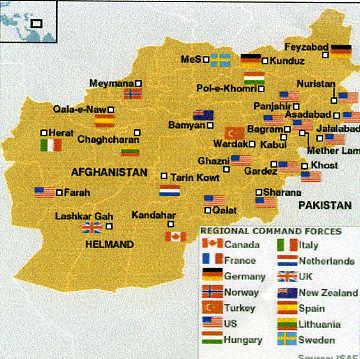 afghan armies