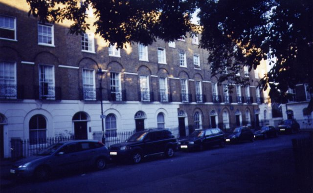 Canonbury Square Front