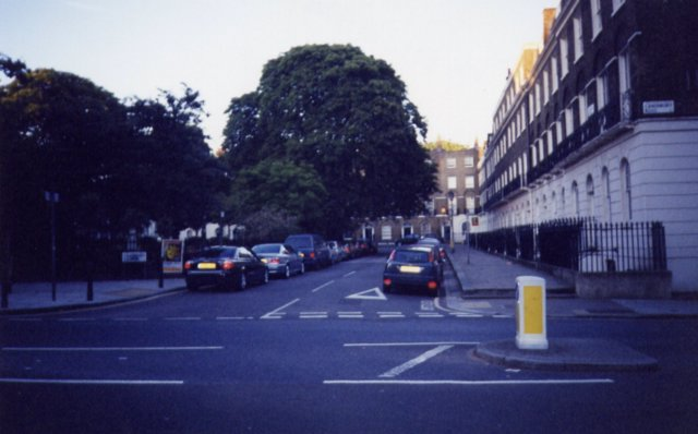 Canonbury Square Longview
