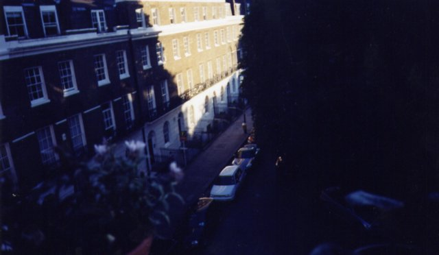 Canonbury Square Looking Out