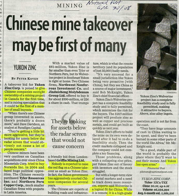 Image result for Chinese takeover Canada