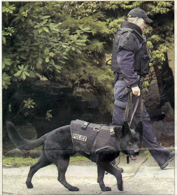 police dogs in animal farm