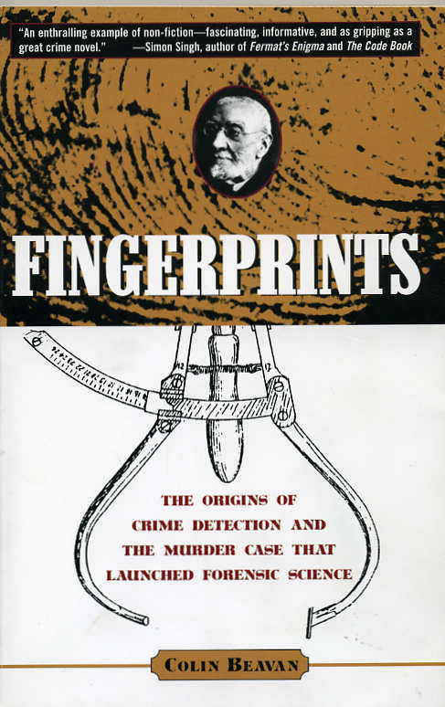 Fingerprint Book