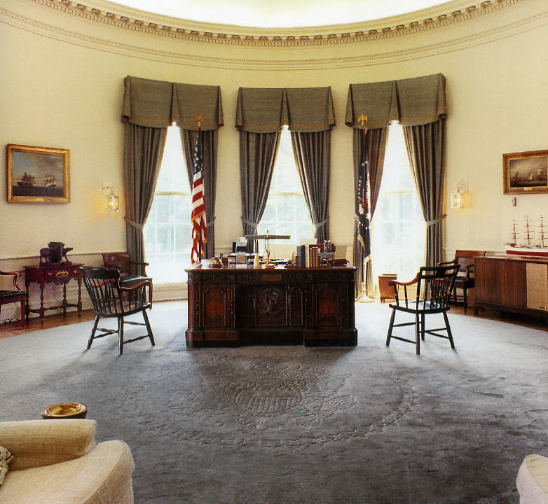 JFK White House Life