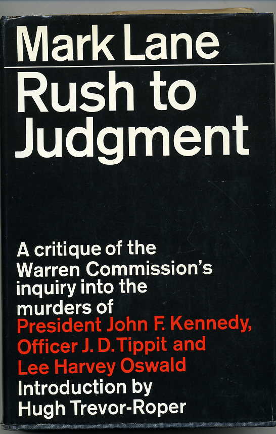 JFK Rush Judgement