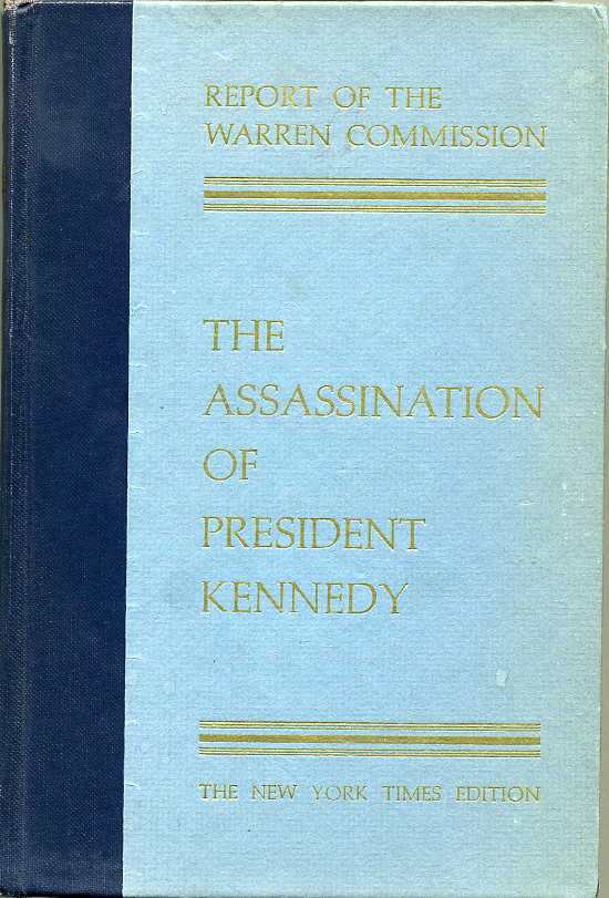 JFK Warren Report