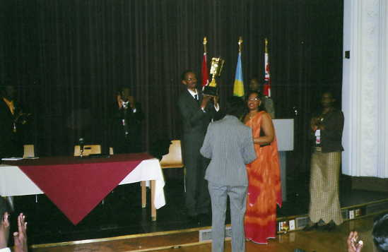 Kagame Trophy