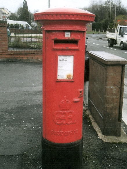 KingEdwardPostBox