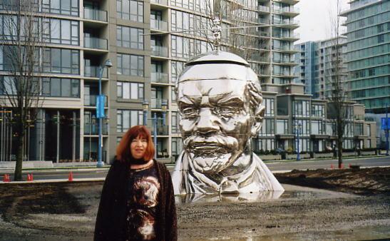 Statue Done