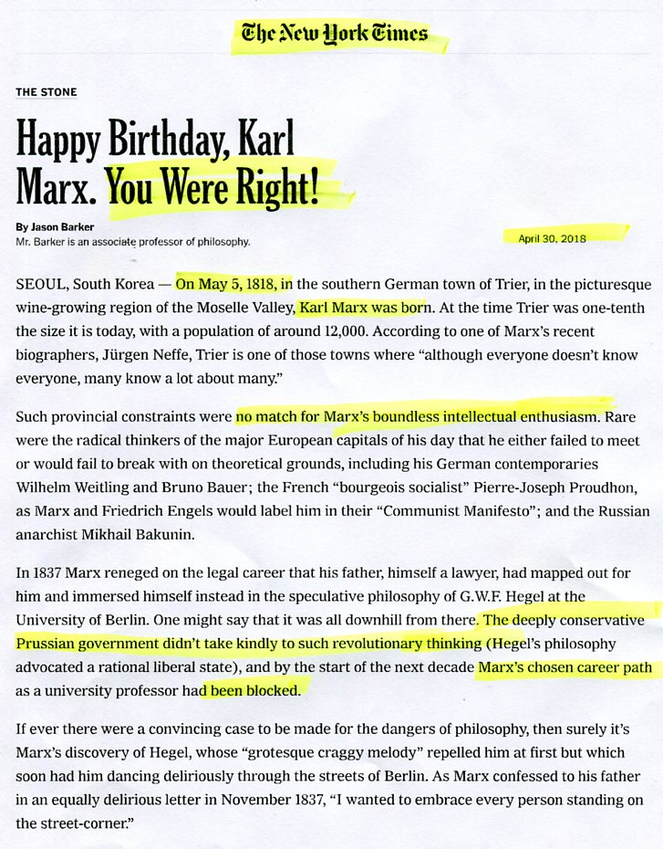 MarxYouWereRight