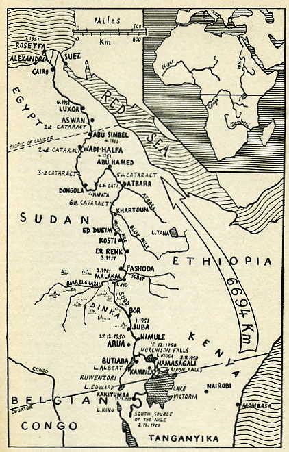 Nile Journey Literary