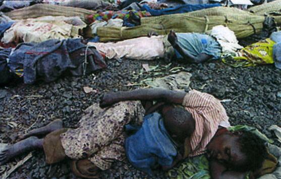 Reader Rwanda Genocide Chaos